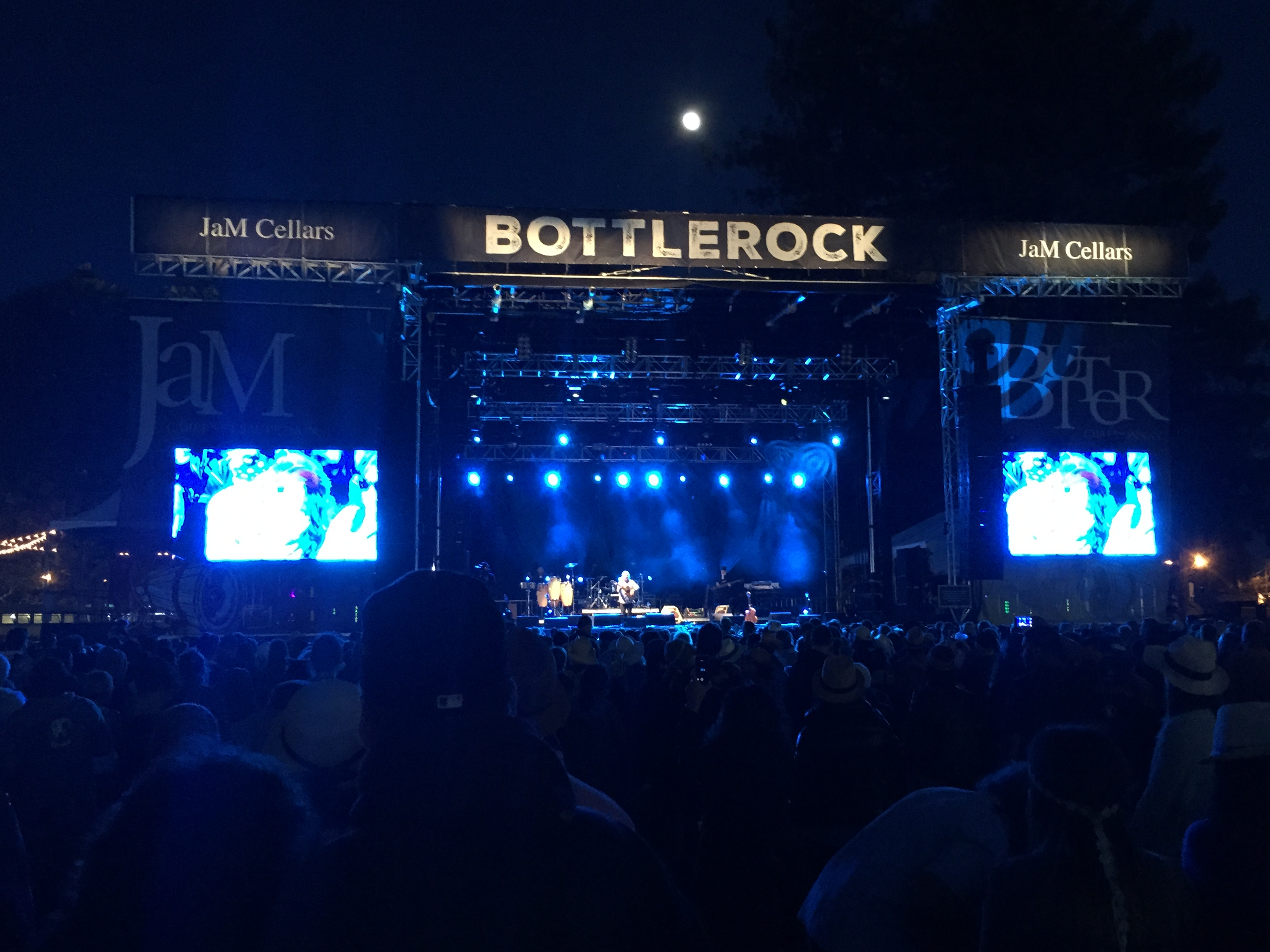 Bottlerock 2015 - Jam Cellars Stage & Martin Audio on Main u0026 Second stages at Bottlerock u2013 Rob Speight ...